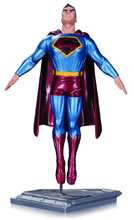 Image: Superman Man of Steel Statue by Darwyn Cooke  - DC Comics
