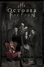 Image: October Faction Vol. 01 SC  - IDW Publishing