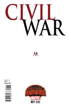 Image: Civil War #1 (Ant-Sized variant cover - 00171) - Marvel Comics