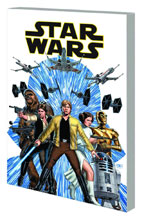 Image: Star Wars Vol. 01: Skywalker Strikes SC  - Marvel Comics
