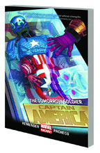 Image: Captain America Vol. 05: The Tomorrow Soldier SC  - Marvel Comics
