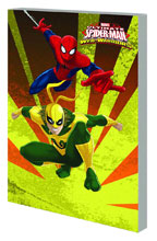 Image: Marvel Universe Ultimate Spider-Man: Web Warriors Vol. 02 Digest SC  - Marvel Comics