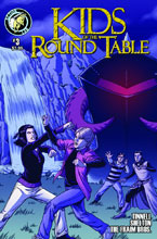 Image: Kids of the Round Table #3 - Action Lab Entertainment