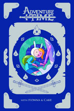Image: Adventure Time: Fionna & Cake - Enchiridion Edition HC  - Boom! - Kaboom!