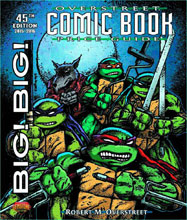 Image: Big! Big! Overstreet Comic Book Price Guide 45th Edition  - Gemstone Publishing