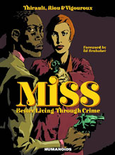 Image: Miss: Better Living Through Crime HC  - Humanoids Inc
