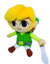 Image: Legend of Zelda Plush: Link  (12-inch) -