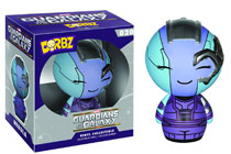 Image: Dorbz Guardians of the Galaxy Vinyl Figure: Nebula  -
