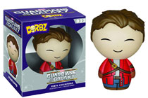 Image: Dorbz Guardians of the Galaxy Vinyl Figure: Unmasked Star Lord  -