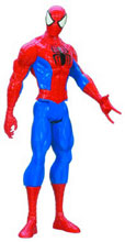 Image: Spider-Man Titan Hero Action Figure Case  -