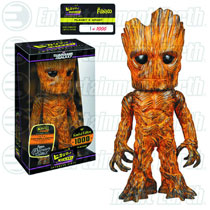Image: Hikari Guardians of the Galaxy Figure: Planet X Groot  -