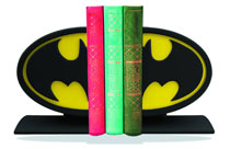 Image: DC Logo Bookends: Batman  -