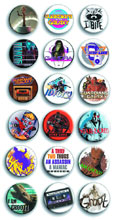 Image: Guardians of the Galaxy 144-Piece Button Assortment  -