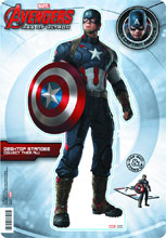 Image: Avengers Age of Ultron Desk Standee: Captain America  -