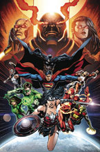 Image: Justice League Vol. 08: Darkseid War Part 2 HC  - DC Comics