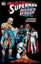 Image: Superman and the Justice League of America Vol. 02 SC  - DC Comics