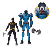 Image: DC Designer Series Greg Capullo Action Figure: Batman  (2-Pack) - DC Comics
