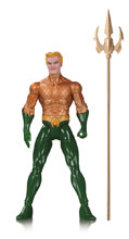 Image: DC Designer Series Greg Capullo Action Figure: Aquaman  - DC Comics