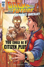 Image: Back to the Future: Citizen Brown #3 - IDW Publishing