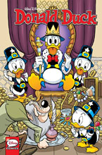Image: Donald Duck: Vicious Cycles SC  - IDW Publishing - Disney