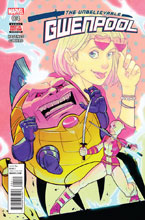 Image: Unbelievable Gwenpool #4 - Marvel Comics
