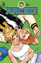 Image: Archie #10 (cover B - Elliot Fernandez) - Archie Comic Publications