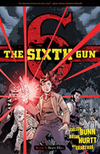 Image: Sixth Gun Vol. 09: Boot Hill SC  - Oni Press Inc.