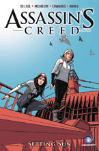 Image: Assassin's Creed Vol. 02: Setting Sun SC  - Titan Comics