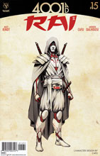 Image: Rai #15 (Cafu Character Design variant incentive - 01531) (10-copy) - Valiant Entertainment LLC
