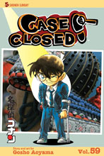 Image: Case Closed! Vol. 59 SC  - Viz Media LLC