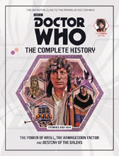 Image: Doctor Who Complete History Vol. 30: Stories 102-104 HC  - Hachette Partworks