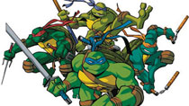 Image: Teenage Mutant Ninja Turtles: Kickin' it Old School Coloring Book SC  - Random House Books For Young R