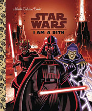 Image: Star Wars Little Golden Book:  I Am a Sith  - Random House Books For Young R