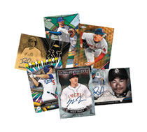 Image: Topps 2016 Chrome Baseball Card Jumbo Box  - Topps Company