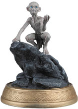 Image: Hobbit Motion Picture Trilogy Collector's Model  (Gollum in the Misty Mountains) - Eaglemoss Publications Ltd
