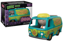 Image: Dorbz Rides Vinyl Collectible 005: Scooby Doo Mystery Machine  - Funko