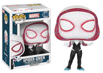 Image: POP! Marvel Vinyl Bobble-Head 146: Spider-Gwen  - Funko