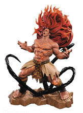 Image: Street Fighter 5 Statue: Necalli  (1/6-scale) - Pop Culture Shock Collectibles