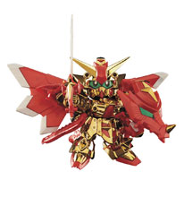 Image: SD Gundam Model Kit: BB400 Knight Superior Dragon  - Bluefin