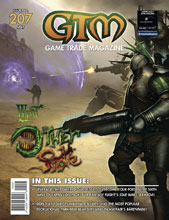 Image: Game Trade Magazine #209 - Diamond Publications