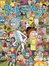 Image: Art of Rick & Morty HC  - Dark Horse Comics