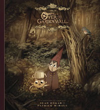 Image: Art of Over the Garden Wall HC  - Dark Horse Comics