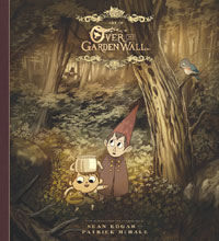 Image: Art of Over the Garden Wall HC  (limited edition) - Dark Horse Comics