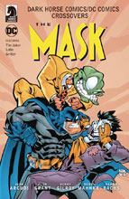 Image: Dark Horse / DC Comics: Mask SC  - Dark Horse Comics