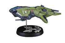Image: Halo UNSC Vulture Ship Replica  (limited edition) - Dark Horse Comics