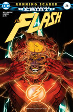 Image: Flash #26  [2017] - DC Comics