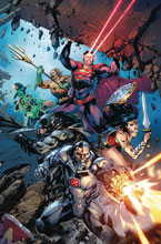 Image: Justice League #24 - DC Comics