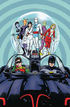 Image: Batman '66 Meets The Legion of Super-Heroes #1  [2017] - DC Comics