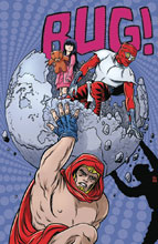 Image: Bug!: The Adventures of Forager #3 - DC Comics -Young Animal