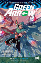 Image: Green Arrow Vol. 03: Emerald Outlaw  (Rebirth) SC - DC Comics